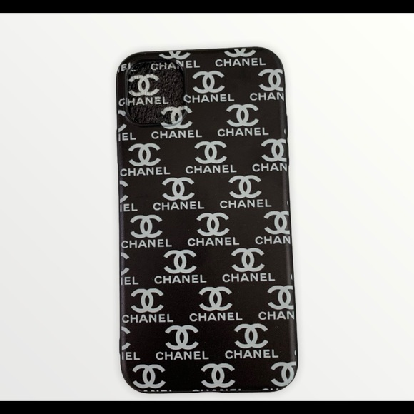 Black Rubber Case Iphone 12